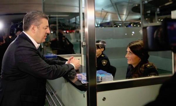 Для граждан Грузии окончательно открыто безвизовое передвижение в ЕС