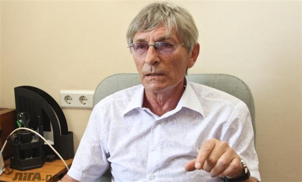 Cоциолог Евгений Головаха