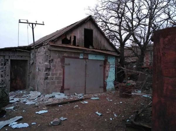 Повреждено неменее 100 домов— Боевики обстреляли Сартану