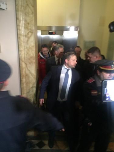 Фирташа задержали в зале суда по запросу Испании