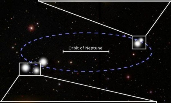 Звездную систему обнаружили в созвездии Большой Медведицы