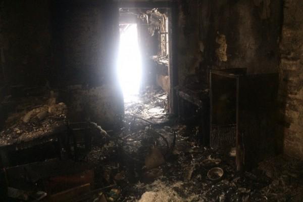 Причина пожара - нарушение правил пожарной безопасности