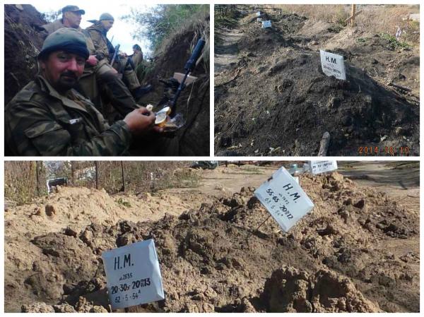 В Ростове есть странные захоронения - неухоженные, большинство без имен