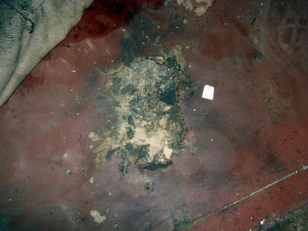 В результате взрыва погиб парень и пострадало шесть девочек