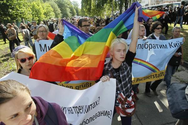 В субботу в Киеве пройдет Киев-Прайд. Кличко это не поддерживает