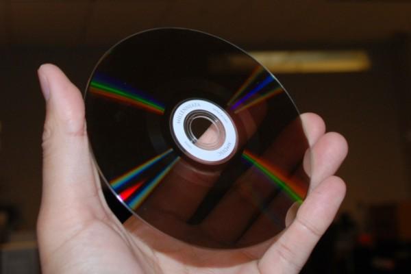 На диск можно будет записать 1 Тб данных