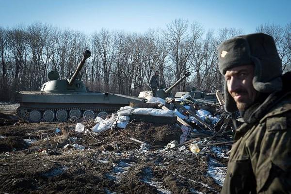 У военнослужщих РФ в Украине