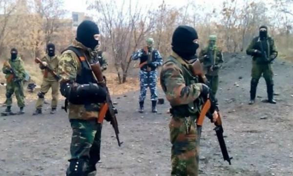 Боевики открыли огонь по российскому офицеру