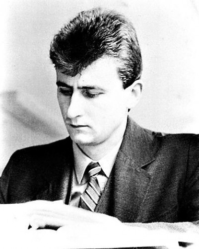 Александр Попов бредил математикой