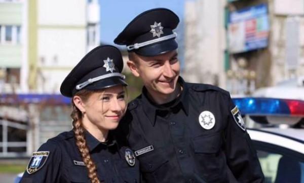 Новая полиция в Ровно