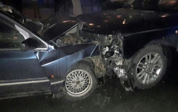 Range Rover грабители бросили на улице