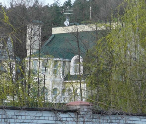 Дом до пожара