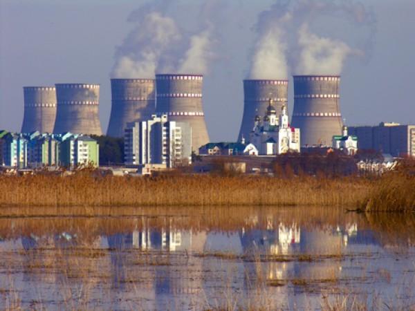 Ровенская АЭС испытывает проблемы с энергоблоками