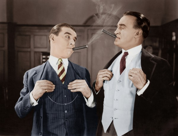 Опытные мужчины разбираются не только в отношениях, но и одежде