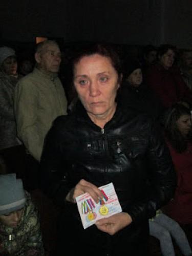 Мать Ивана Королькова