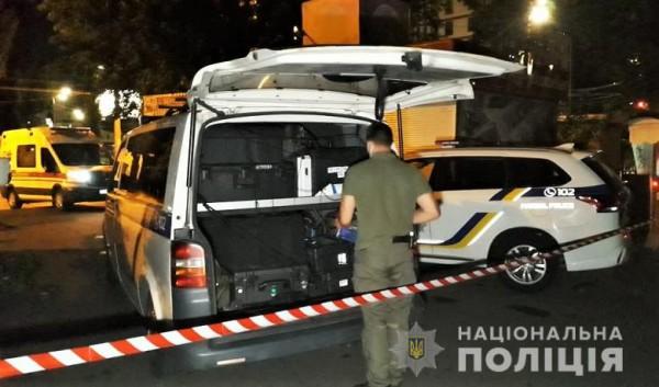 Было установлено, что похитители использовали газовоздушную смесь
