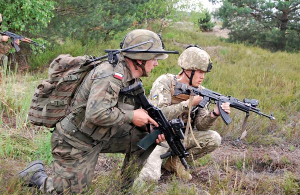 Обнародованы характеристики украинской версии винтовки M-16