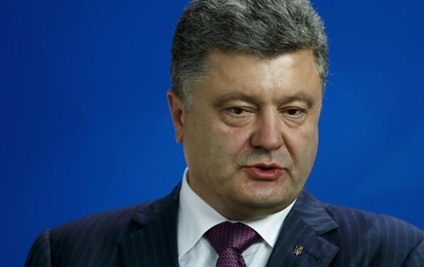 Президент Петр Порошенко рассказал о проекте изменений в Конституцию