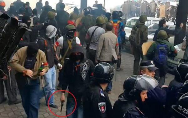 """""""Выкрикивание антиукраинских лозунгов, георгиевские ленточки и раздача листовок"""", - полиция задержала 14 человек в Одессе - Цензор.НЕТ 5572"""