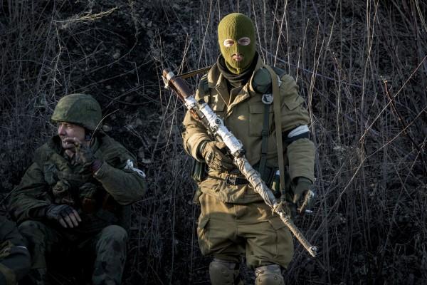 Генсек НАТО имеет доказательства присутствия российской армии на Донбассе