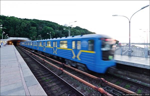 В метро Киева появятся
