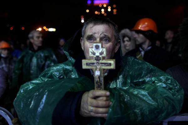 За Украину молятся все неравнодушные люди