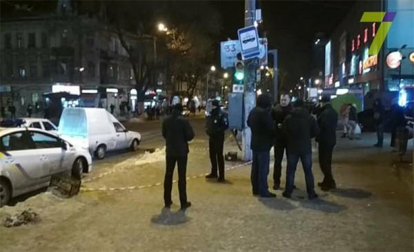 Полиция выясняет обстоятельства конфликта