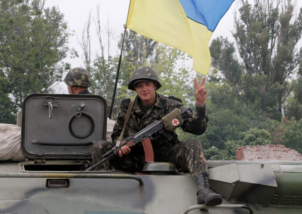 Луганский аэропорт находится под полным контролем украинских силовиков, - ИС - Цензор.НЕТ 1389