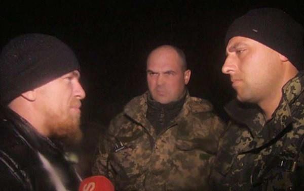 Бойцы бригады ВСУ требуют уволить капитана, здоровавшегося с Моторолой