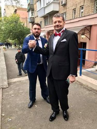 Мосийчук женился в третий раз