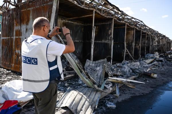 Главной темой обсуждения ОБСЕ стал кризис в Украине
