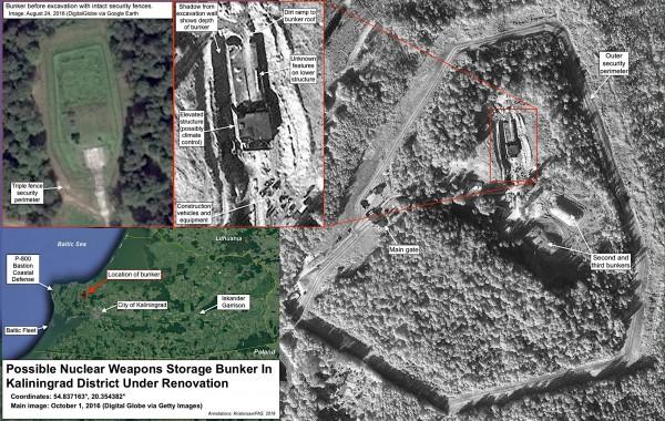 Ученые проанализировали спутниковые снимки