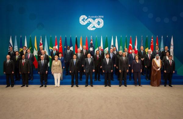 фотографии с саммита g20