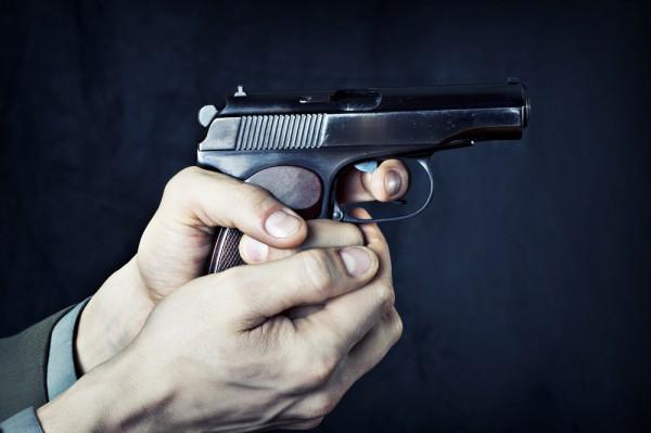 В Киеве расстреляли мужчину