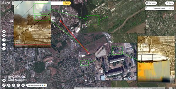 Боевики обстреливают Авдеевку из жилых кварталов Донецка