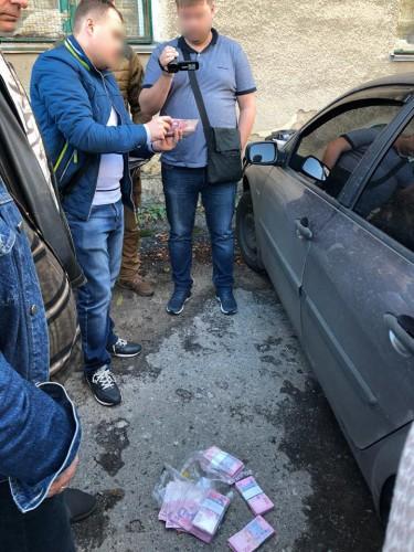 Майор полиции Сергей Янголенко задержан