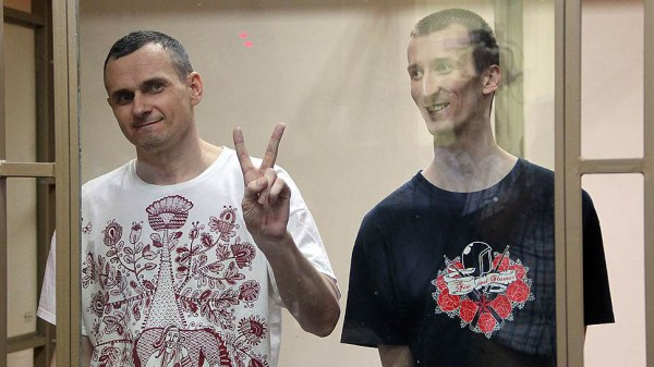 В РФ подтвердили украинское гражданство Сенцова иКольченко