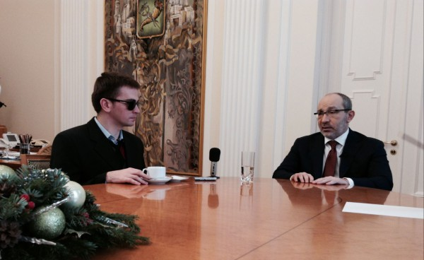 Кернес уверяет, что не собирается уезжать из Харькова