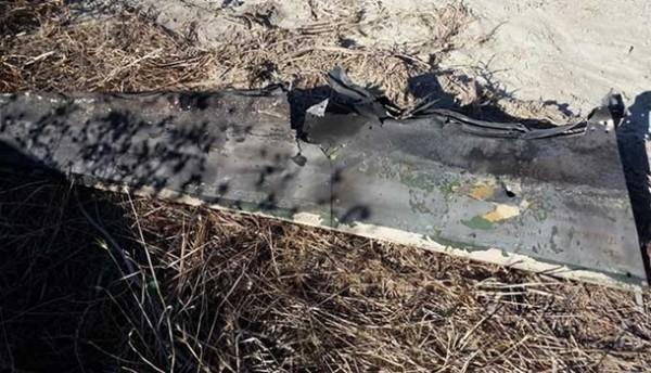 Ракета, вероятно, была запущена их Сирии