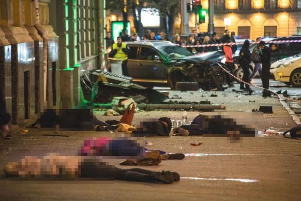 В ДТП погибли шесть человек (шестая жертва скончалась 26 октября)