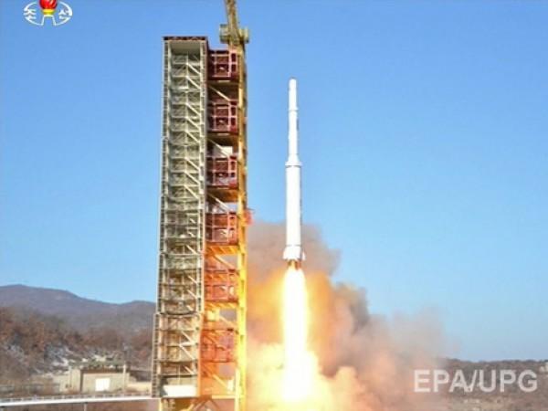 КНДР запустили спутник