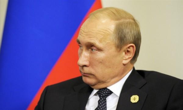 Путин переврал результаты выборов в Украине