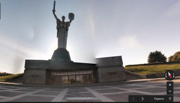 Вышло крупное обновление Google Street View для Украины