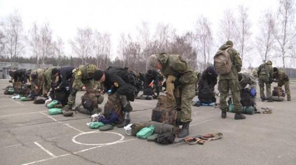 Психологи работают с бойцами и изучают лидерский потенци