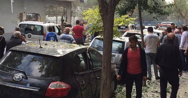 Взрыв прогремел рядом саэропортом вСтамбуле
