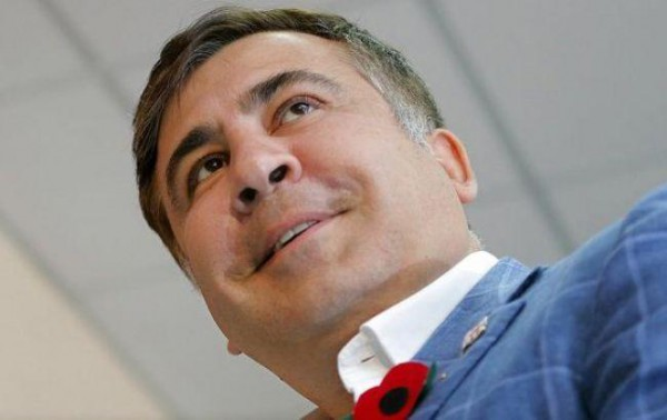 На Саакашвили хотят завести дело