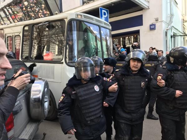 Генпрокуратура предупредила, что акция приверженцев Навального вЕкатеринбурге будет несоблюдением закона