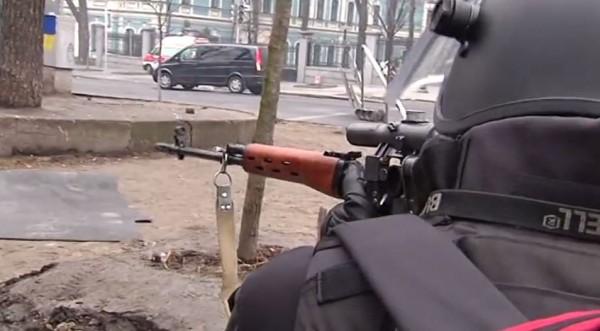 Сурков руководил снайперами