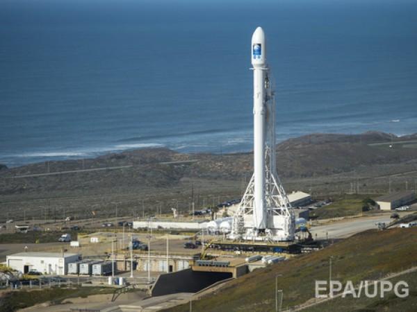 Falcon 9 запустят в конце февраля
