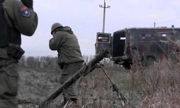 Боевики усилили обстрелы